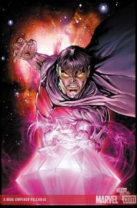 X-men Shi'Ar crystal