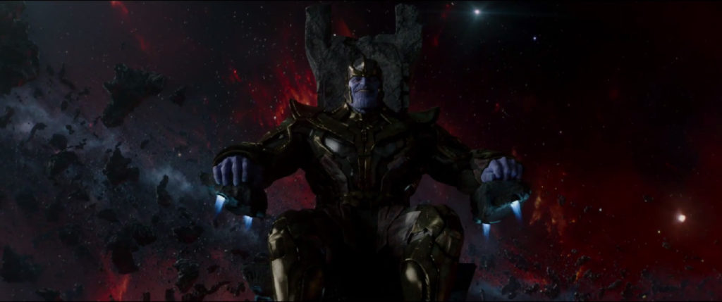 Thanos in the MCU