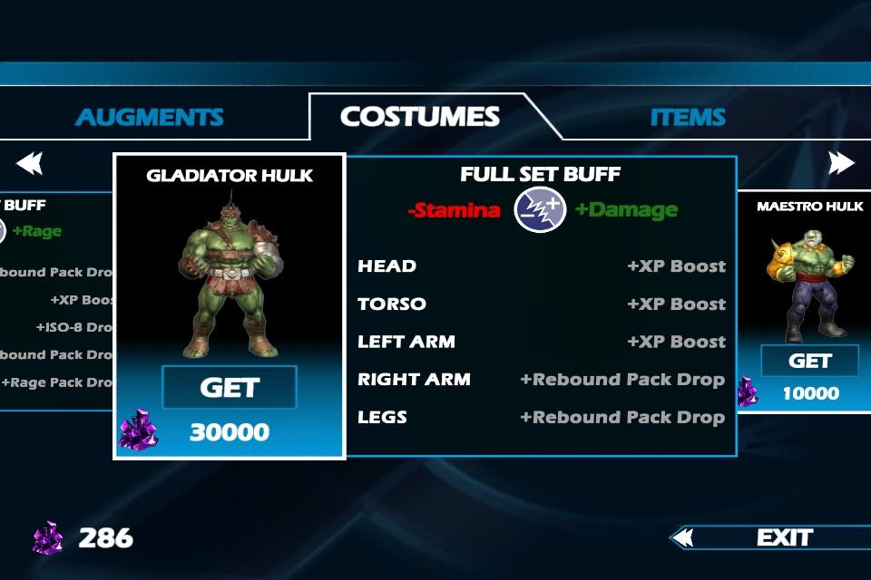 Gladiator Hulk Style App