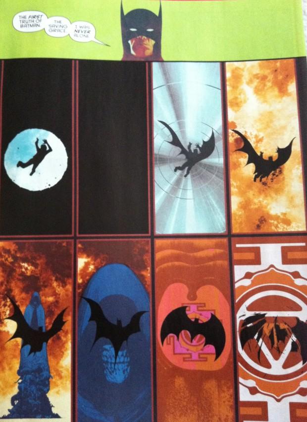 Leviathan and Batman