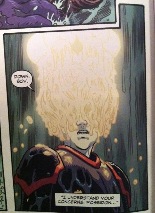 Hades of Wonder Woman
