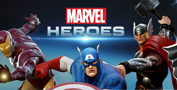 Marvel Heroes Beta