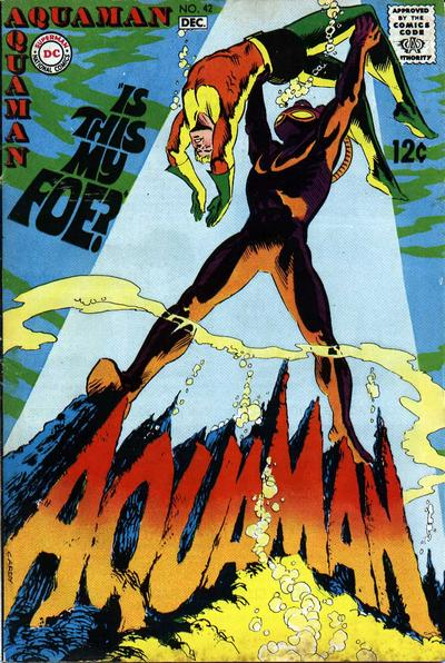 Nick Cardy Aquaman