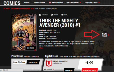 Thor the Mighty!