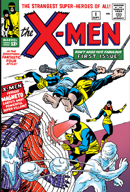 All-Wet X-Men