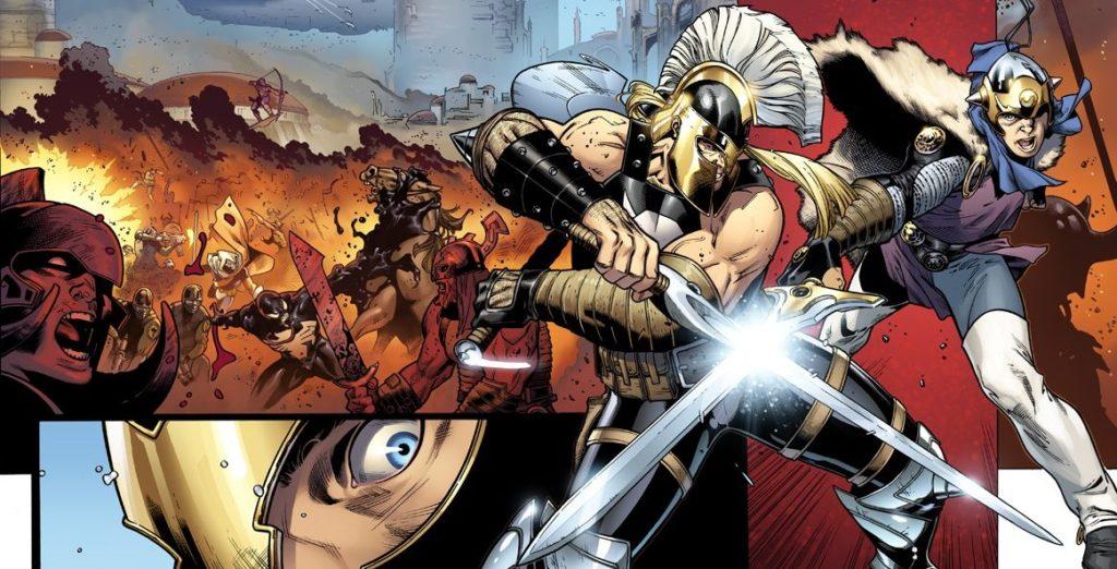 Marvel Siege