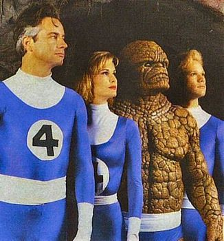 1994 Fantastic Four Original