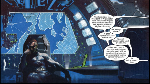 Nick Fury Secret War