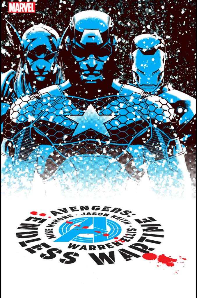 Avengers Endless Wartime OGN