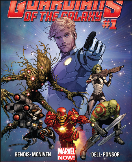 Marvel Unlimited Android Screen