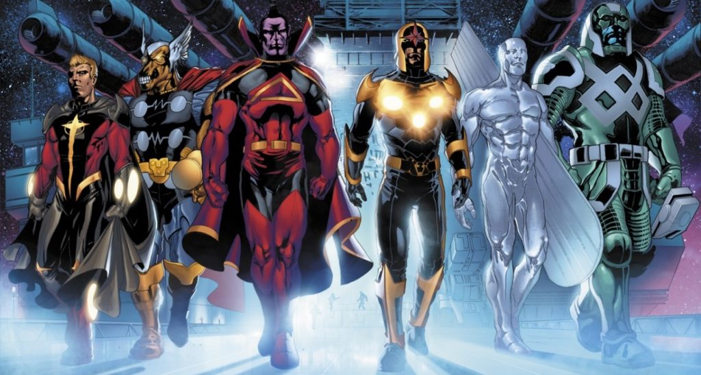 Marvel Realm of Kings