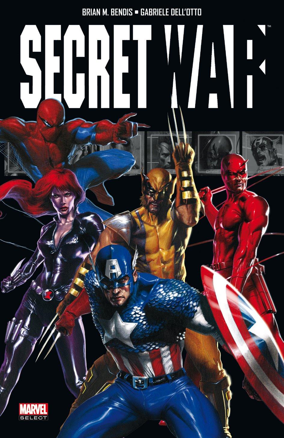 Secret War Marvel 113
