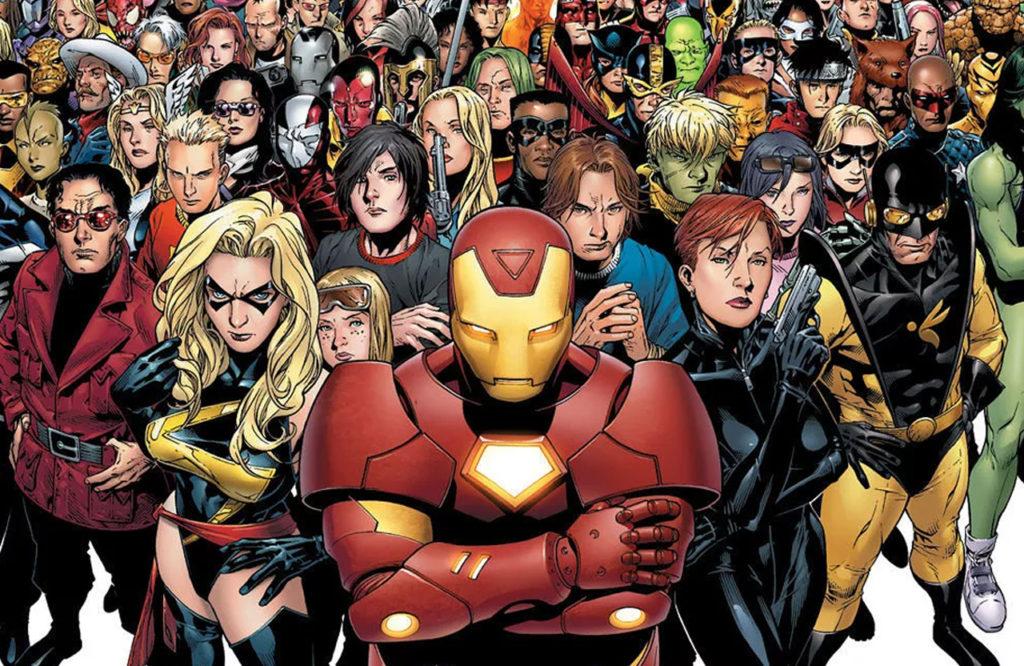 Marvel's Civil War