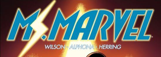 Ms. Marvel comic books