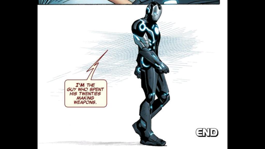Iron Man Stealth Armor