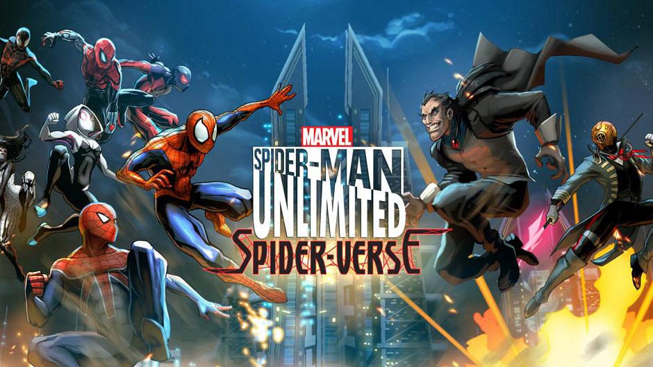 Spider Verse marvel