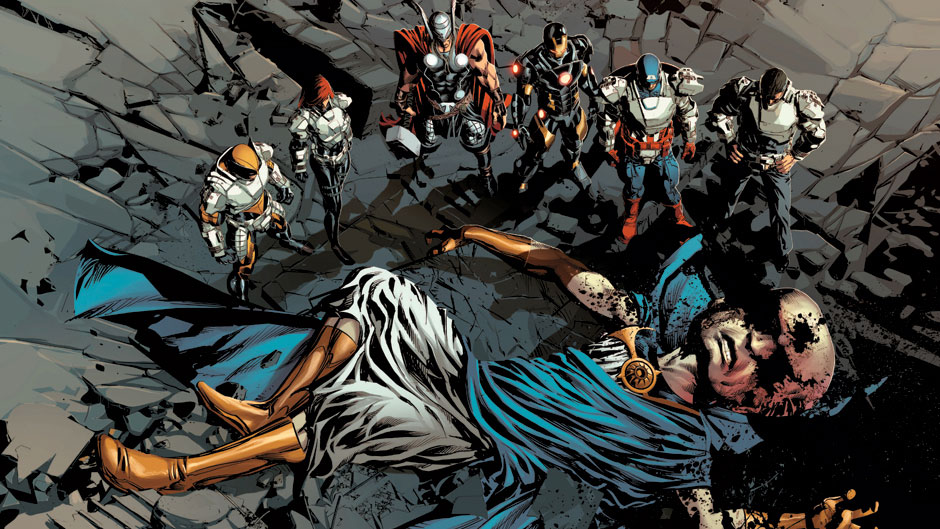 Marvel Original Sin
