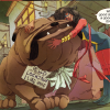 Ms. Marvel #8 Review! Teleporting Mustachioed Dogs