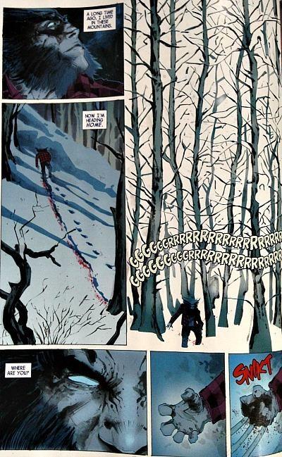 savage-wolverine-logan-in-the-woods