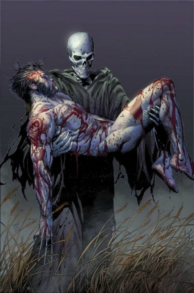 The Death of Wolverine final issue