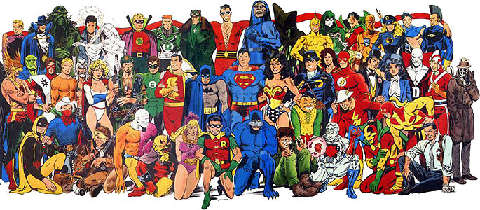 The Complete DC Reading Order