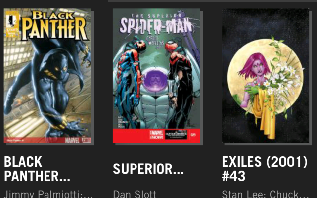 So What's the Deal With Marvel Unlimited Offline Reading? (Part 2)