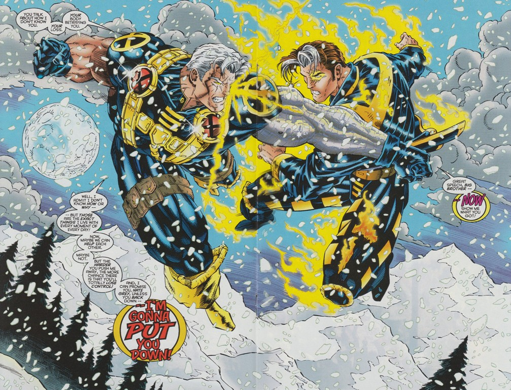 Cable vs Nate