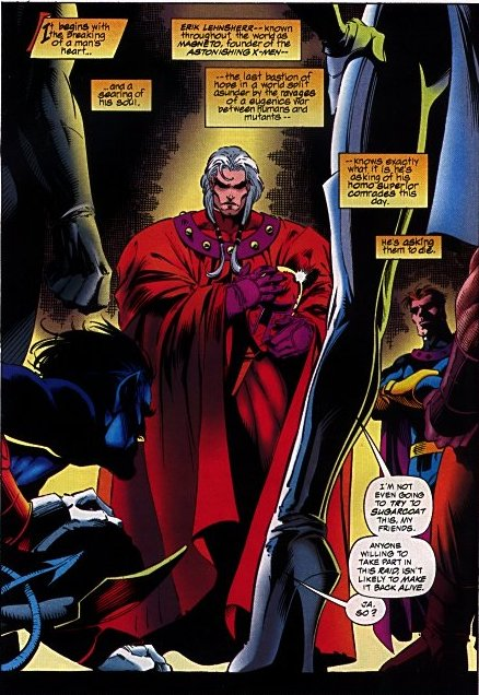 Magneto AoA