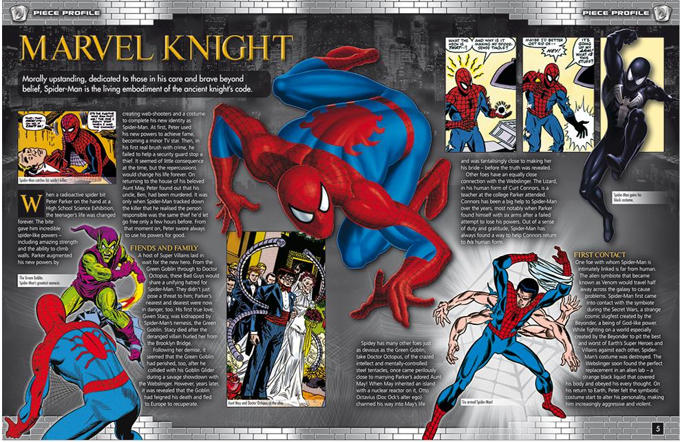 spiderman-magazine-chess-collection