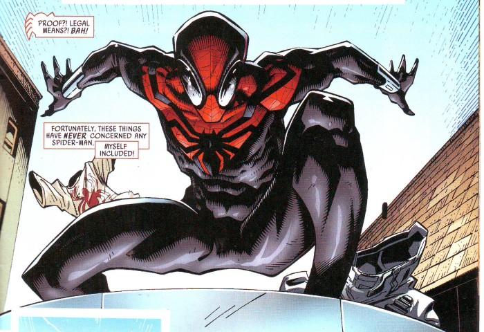 The superior spider man