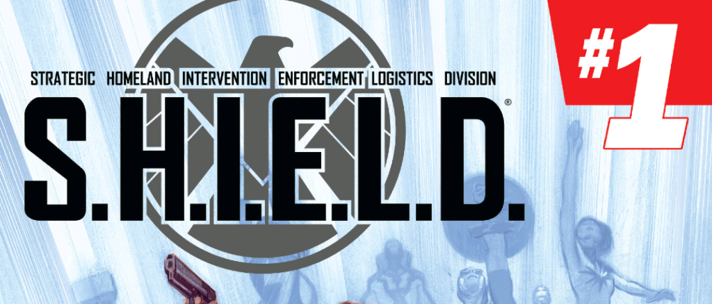 Agents of SHIELD comics issue 1