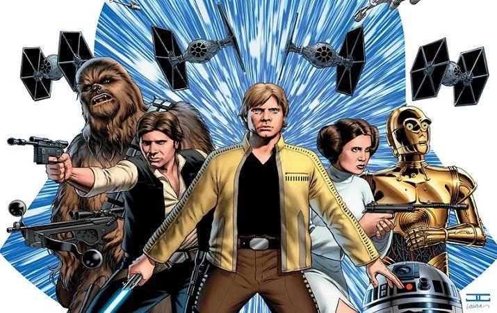 2015 Star Wars relaunch