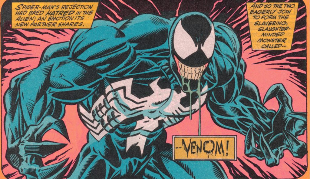 the origins of venom