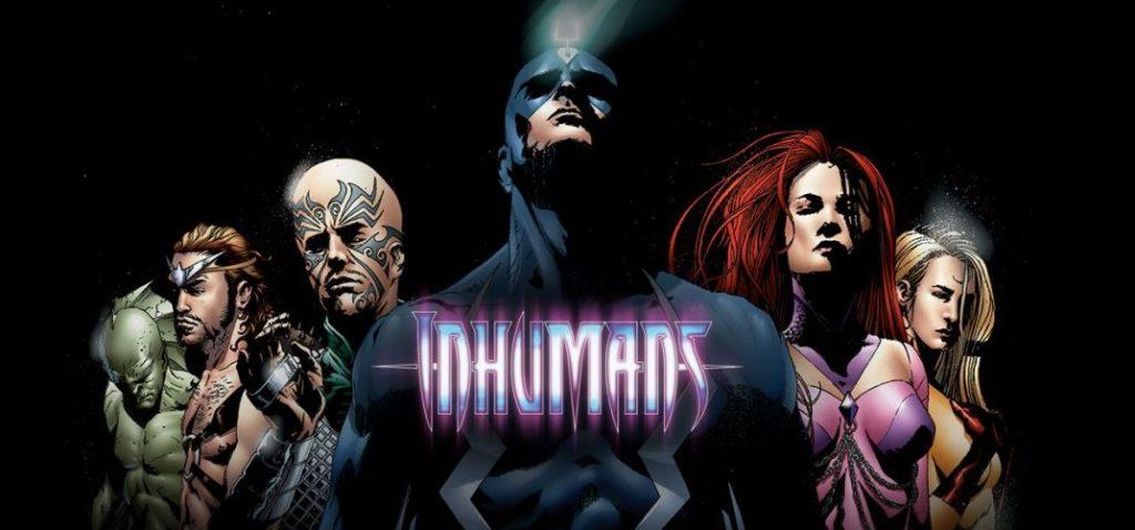 Inhumans Paul Jenkins