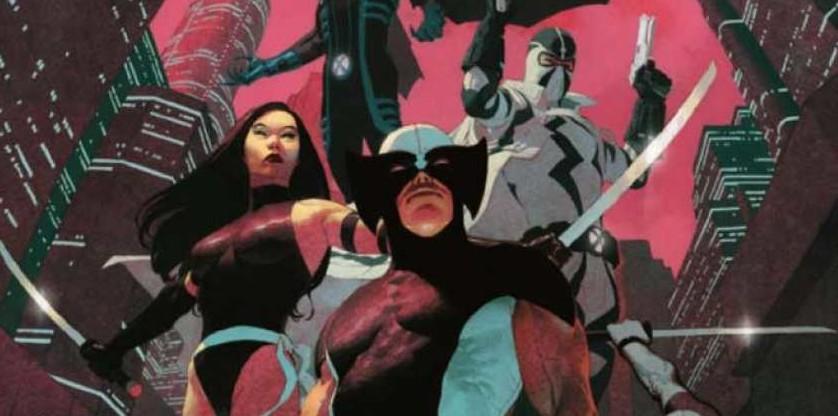 X-Men Uncanny X-Force Team