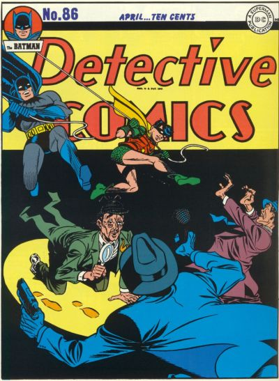 Detective Alfred is on the case!