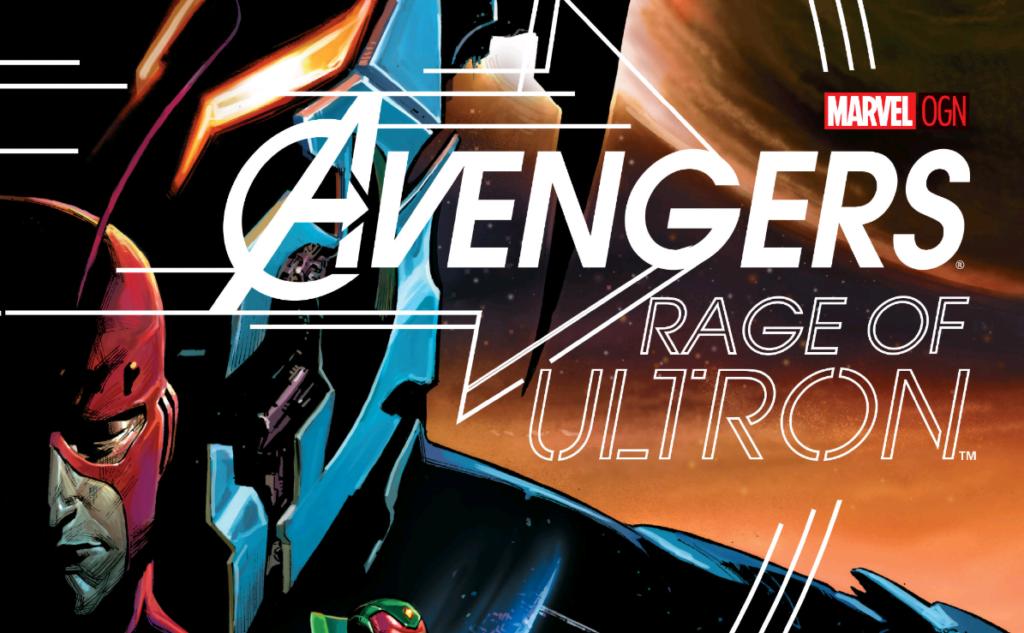 Avengers: Rage of Ultron OGN