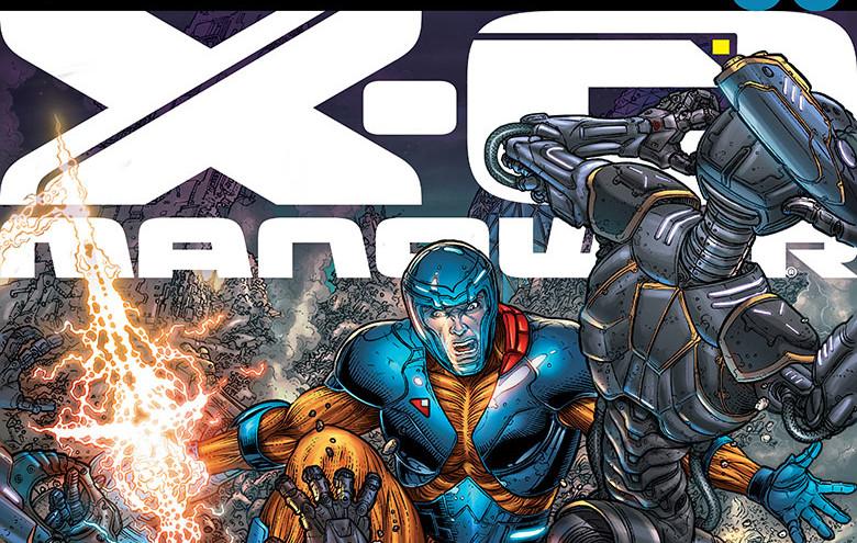 X O Manowar in Dead Hand
