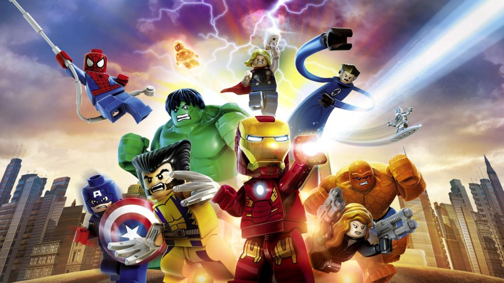 Lego featured Marvel game