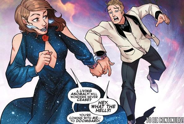 Man, Battleworld's dating rituals are sooo weird!