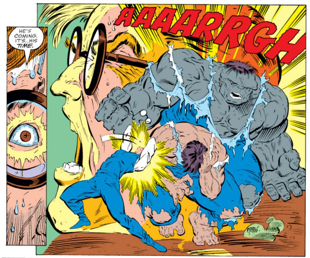 Todd Mcfarlane Hulk