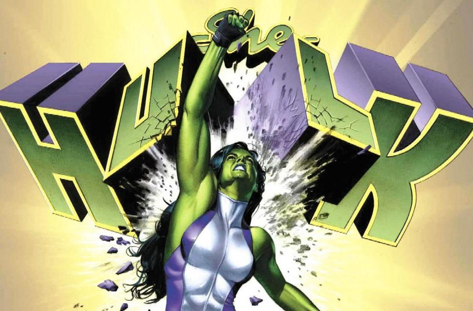 2000s era She Hulk