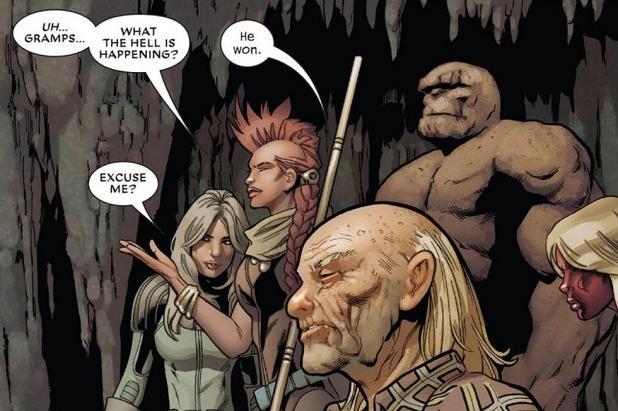 """Forget it, Janis- it's Battleworld..."""