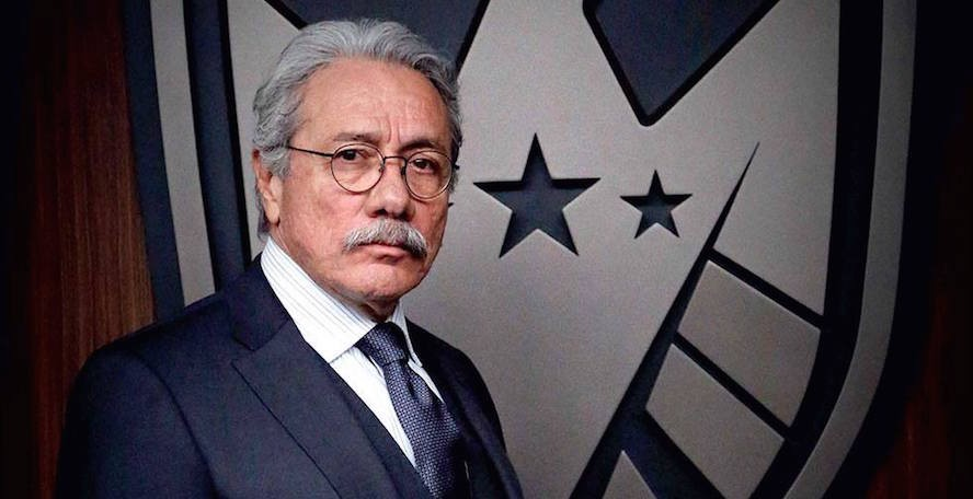 James Olmos on Agents of SHIELD