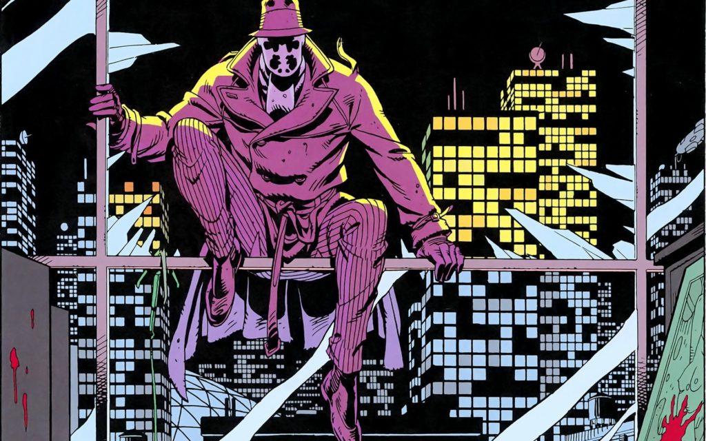Watchmen is my favorite comic