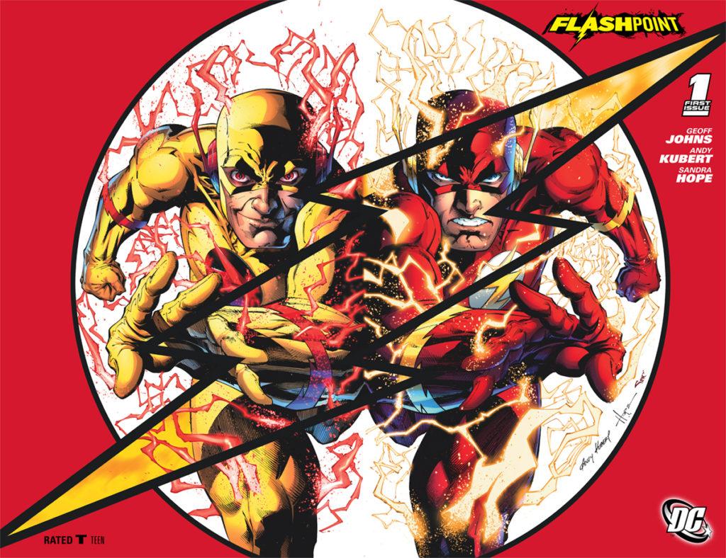 flash vs reverse flash