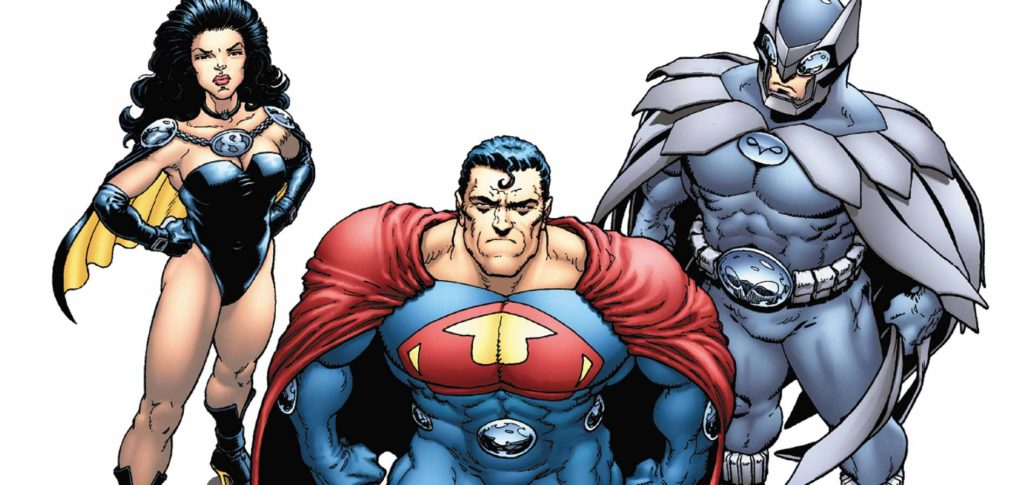 DC Crime Syndicate