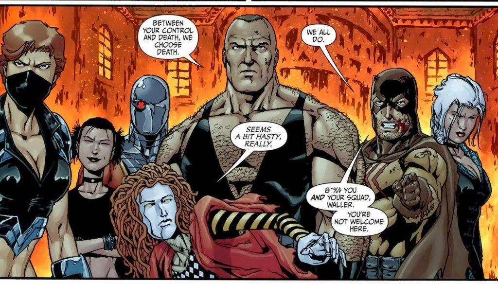 DCs Secret Six