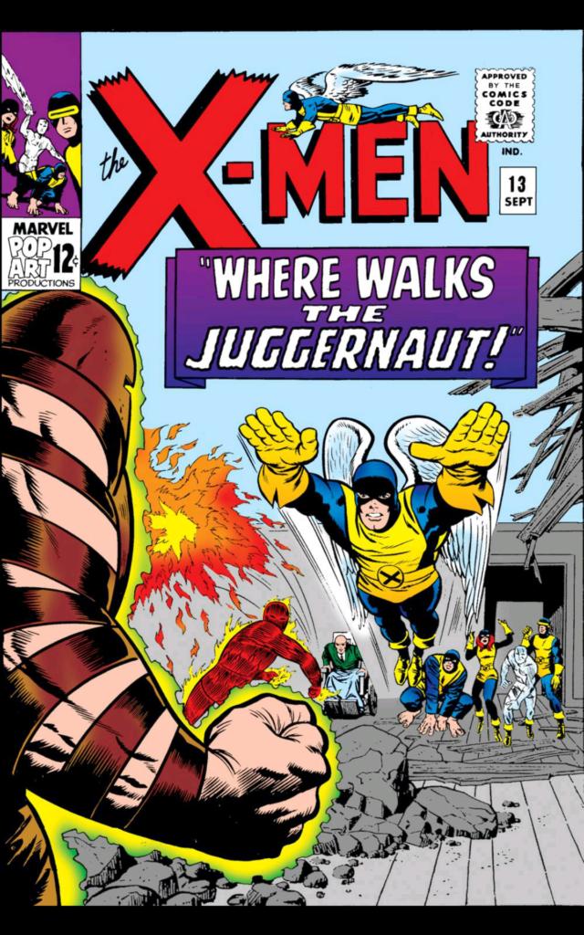 The origins of the Juggernaut