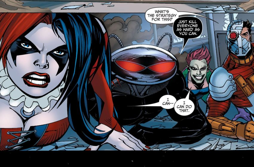 DCs New 52 Suicide Squad